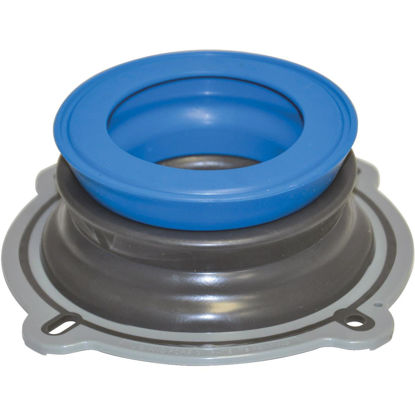 Picture of Wax-Free Toilet Gasket Seal Kit