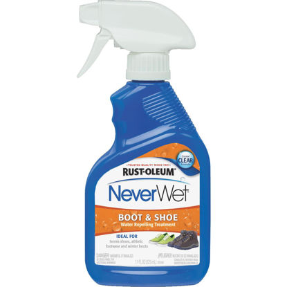 Picture of Rust-Oleum NeverWet Clear 11 Oz. Boot & Shoe Repellent