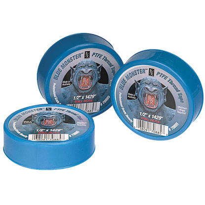 Picture of BLUE MONSTER 3/4 In. x 1429 In. Blue Thread Seal Tape