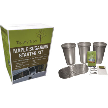 Picture of Tap My Trees Maple Sugaring Aluminum & Stainless Steel Starter Kit