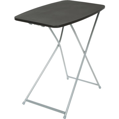 Picture of COSCO 26 In. x 18 In. Black Personal Folding Table