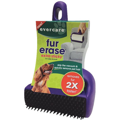 Picture of Evercare Fur Erase 4 In. Roller with Brush Pet Hair Remover