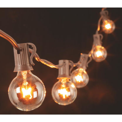 Picture of Gerson 20 Ft. 20-Light Clear Bulb String Lights