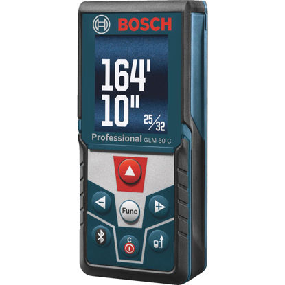 Picture of Bosch 165 Ft. Laser Distance Measurer with Bluetooth
