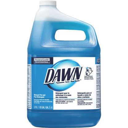 Picture of Dawn Professional 1 Gal. Double Cleaning Power Pot & Pan Dish Soap