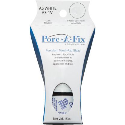 Picture of Fixture-Fix Porc-A-Fix American StandardWhite Porcelain Touch-up Paint, 15cc