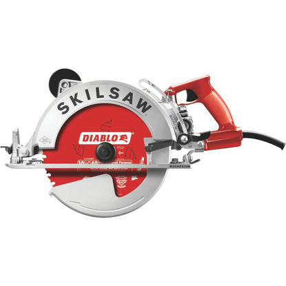 Picture of SKILSAW Sawsquatch 10-1/4 In. 15-Amp Magnesium Worm Drive Circular Saw