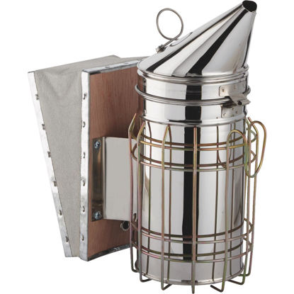 Picture of Little Giant 4 In. W. x 7 In. L. Stainless Steel Smoker Beehive Tool