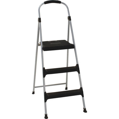Picture of COSCO Signature 3-Step Folding Step Stool