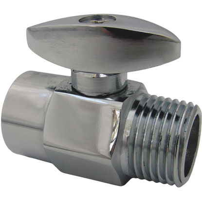 Picture of Lasco Chrome 1/2 In. Outlet Adjustable Shower Flow Control