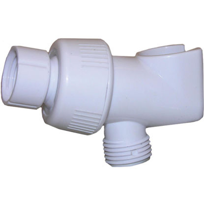 Picture of Lasco White Plastic Personal Shower Bracket