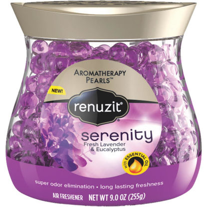 Picture of Renuzit 9 Oz. Pearl Beads Serenity Odor Neutralizer