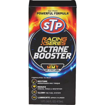 Picture of STP 16 Fl. Oz. Racing Series Octane Booster Gas Treatment