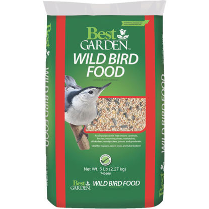 Picture of Best Garden 5 Lb. Wild Bird Seed