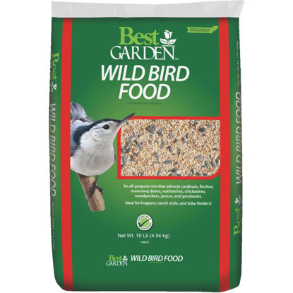 Picture of Best Garden 10 Lb. Wild Bird Seed