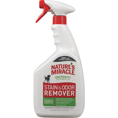 Picture of Nature's Miracle 32 Oz. Pet Stain & Odor Remover