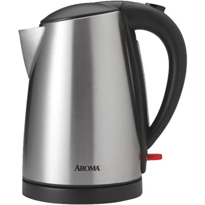 Picture of Aroma 7 Cup Stainless Steel Electric Kettle