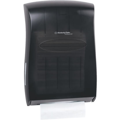 Picture of Kimberly Clark Professional Smoke Universal Folded Paper Towel Dispenser