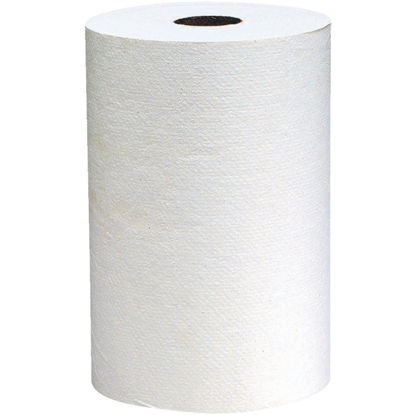 Picture of Kimberly Clark Scott White Roll Towel (12 Count)
