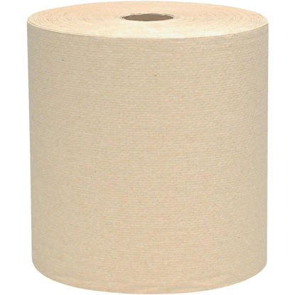 Picture of Kimberly Clark Scott Natural High-Footage Hard Roll Towel (12 Count)