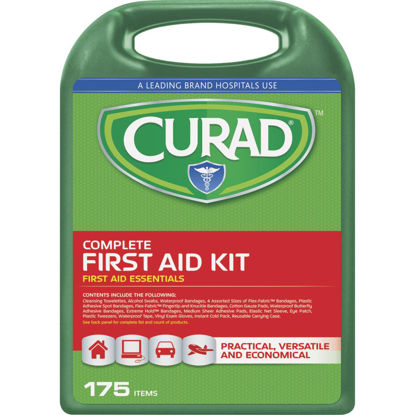 Picture of Curad Complete First Aid Kit (175-Piece)