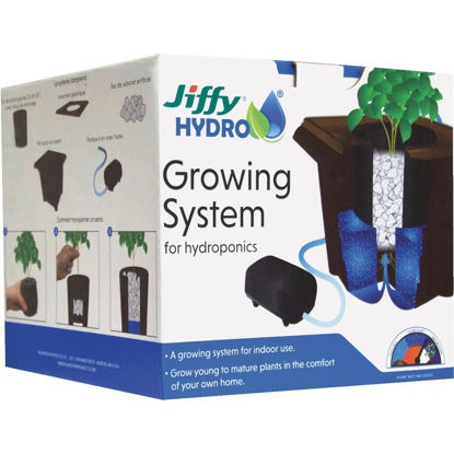 Picture of Jiffy Hydro 4 Qt. Growing System