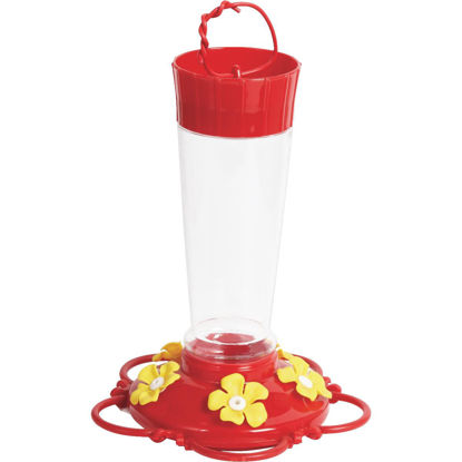Picture of Best Garden 10 Oz. Plastic Hummingbird Feeder