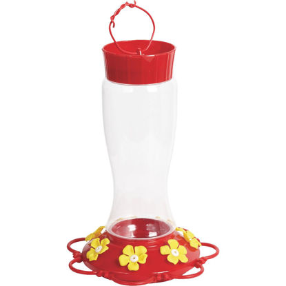 Picture of Best Garden 30 Oz. Plastic Hummingbird Feeder