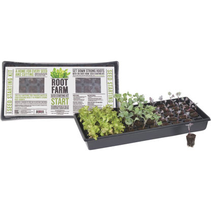 Picture of Root Farm 50-Cell Hydroponic Starter Kit