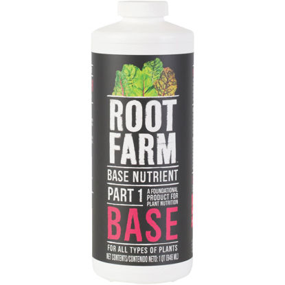 Picture of Root Farm 1 Qt. Concentrated Liquid All-Purpose Base Nutrient Part 1
