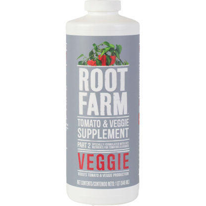 Picture of Root Farm 1 Qt. Concentrated Liquid Tomato & Veggie Supplement Nutrient Part 2