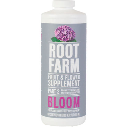 Picture of Root Farm 1 Qt. Concentrated Liquid Fruit & Flower Supplement Nutrient Part 2