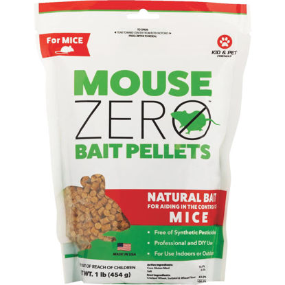 Picture of Mouse Zero Pellet Mouse Killer, 1 Lb.