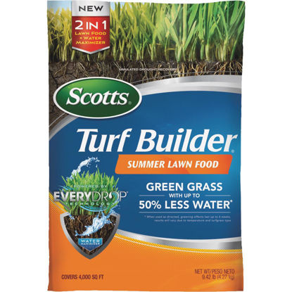 Picture of Scotts Turf Builder 4000 Sq. Ft. Summer Lawn Fertilizer