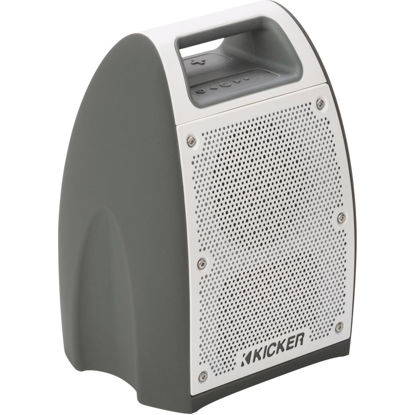Picture of Bullfrog BF400 Bluetooth Gray Outdoor Wireless Speaker