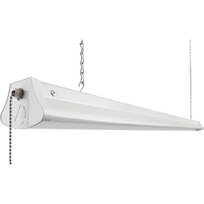 Picture of Lithonia 4 Ft. LED Chain Mount Shop Light Fixture
