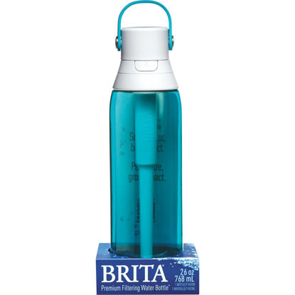 Picture of Brita 26 Oz. Sea Glass Premium Hard Sided Water Bottle