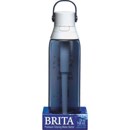 Picture of Brita 26 Oz. Night Sky Premium Hard Sided Water Bottle
