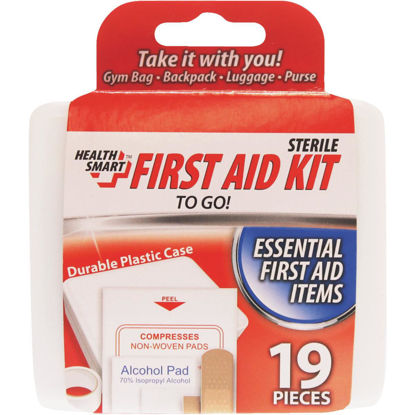 Picture of Health Smart First Aid Kit (19-Pc.)