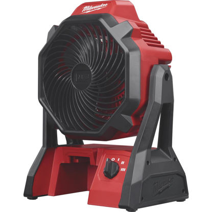 Picture of Milwaukee M18 18 Volt Lithium-Ion Cordless Jobsite Fan (Bare Tool)