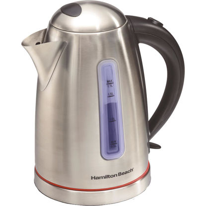 Picture of Hamilton Beach 7 Cup Stainless Steel Electric Kettle
