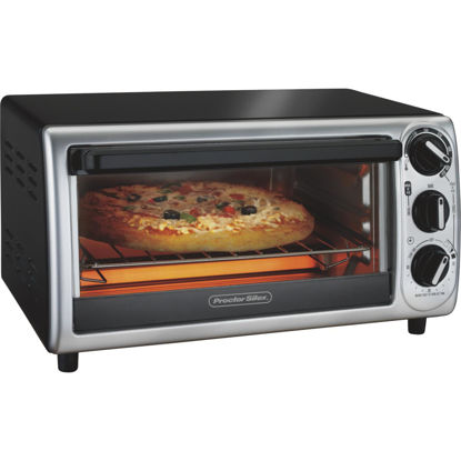 Picture of Proctor Silex 4-Slice Toaster Oven