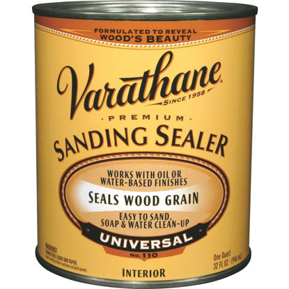 Picture of Varathane Clear Acrylic Sanding Sealer, 1 Qt.