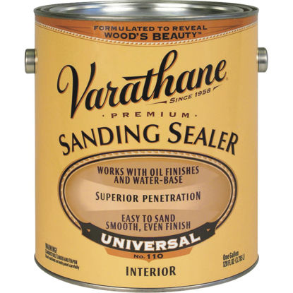 Picture of Varathane Clear Acrylic Sanding Sealer, 1 Gal.