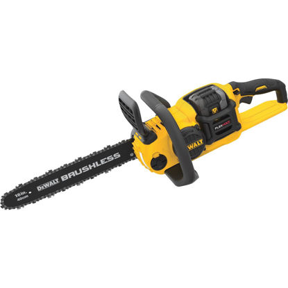 Picture of DeWalt Flexvolt 16 In. 60V MAX Lithium Ion Brushless Cordless Chainsaw