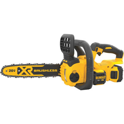 Picture of DeWalt 12 In. 20V MAX Lithium Ion Brushless Cordless Chainsaw