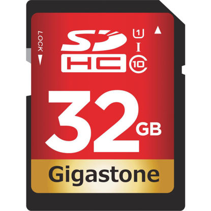 Picture of Gigastone Prime Series 32 GB SDHC Card