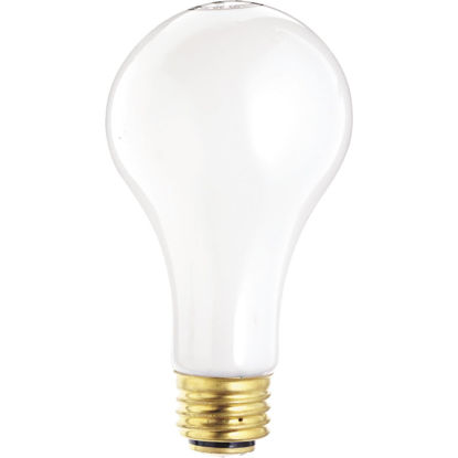 Picture of Satco 50/100/150W Soft White 3-Way Medium Base A21 Incandescent Light Bulb