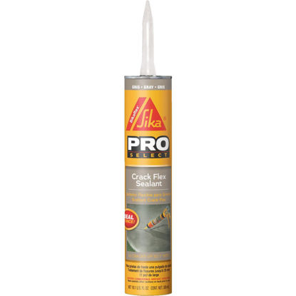 Picture of Sikaflex Sika 10.1 Oz. Gray Polyurethane Concrete Sealant
