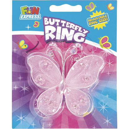 Picture of Fun Express Butterfly Ring